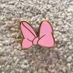 Disney Pin - Bow